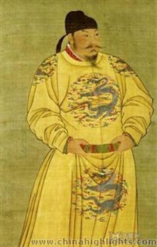 618 a.C. Dinastía Tang