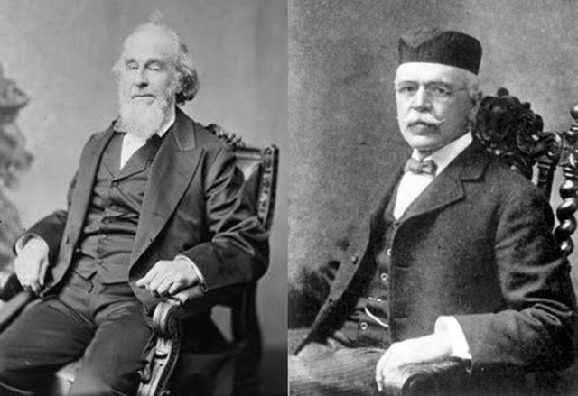 Henry Robinson y Henry Metcalfe