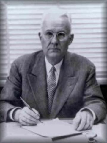 William Spriegel y Ernest Coulter