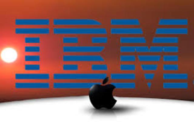 La Power PC de la alianza IBM, Motorola, y Apple es presentado en Julio