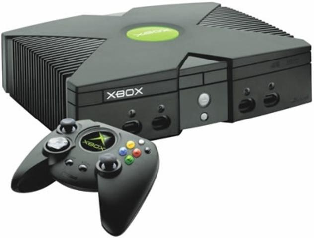 lanzamiento al mercado la versión de su primera consola la Xbox