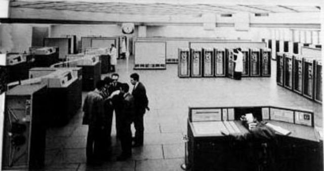 Premier superordinateur français à multithread