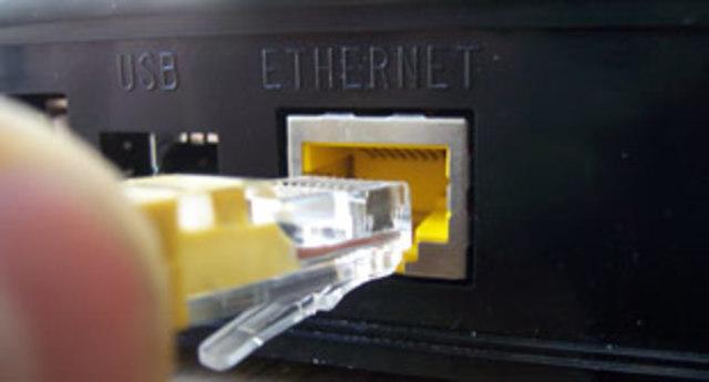 [WEB] Interface Ethernet