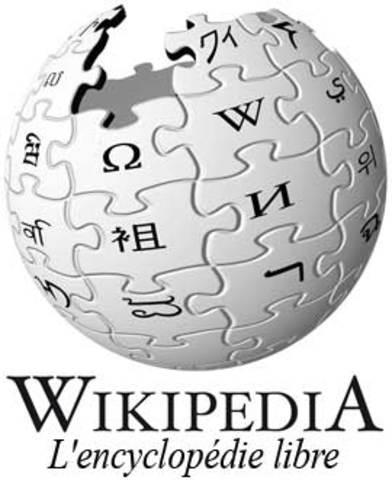 [WEB] Lancement de Wikipedia
