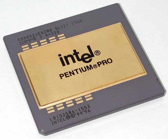 El Pentium Pro