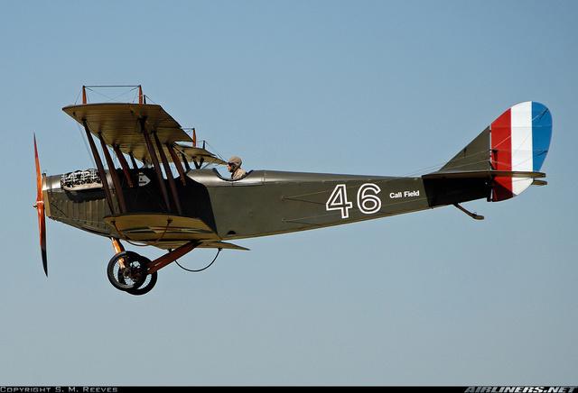 Curtiss JN–4D Jenny