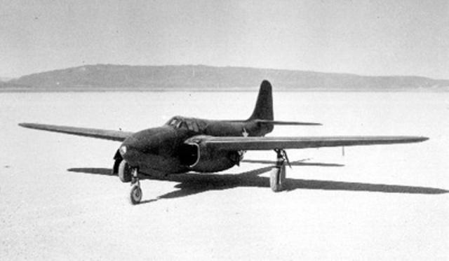 Bell XP–59A