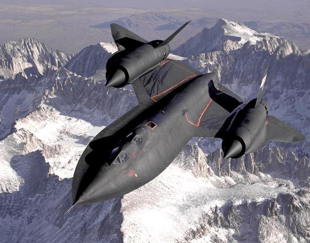 SR–71 Blackbird