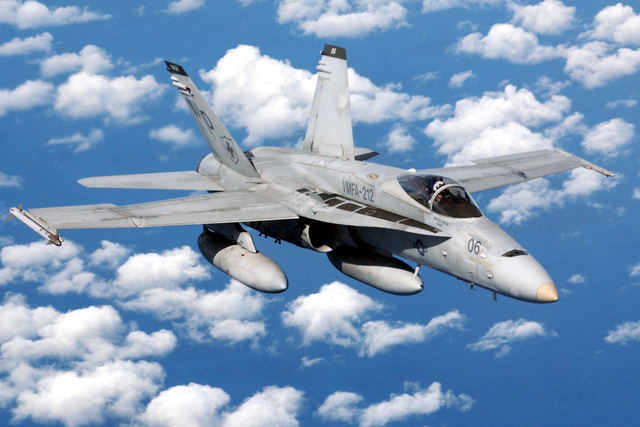 F/A–18 Hornet