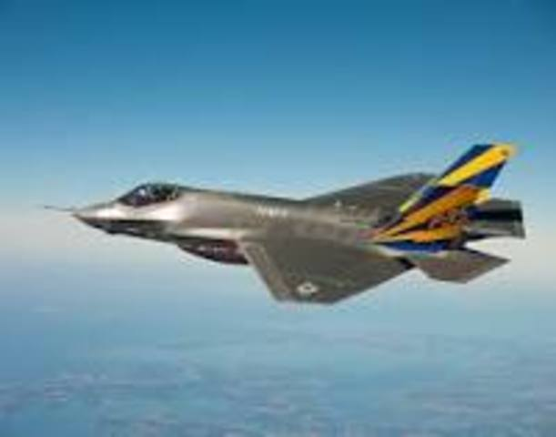 F–35 Joint Strike Fighter