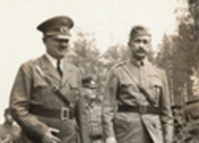 Hitler secretly recorded