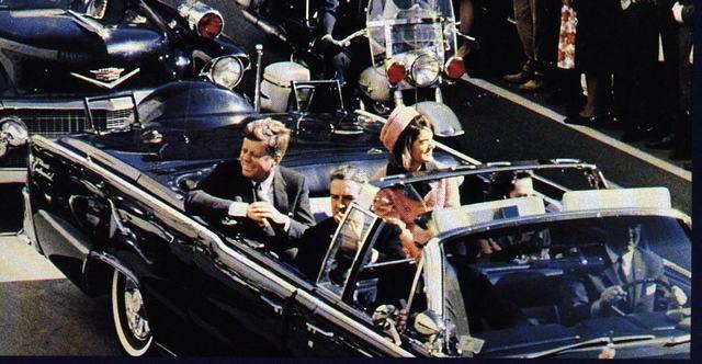 Assassination of the president.