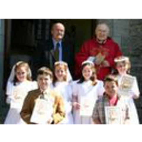 My Holy Communion Day