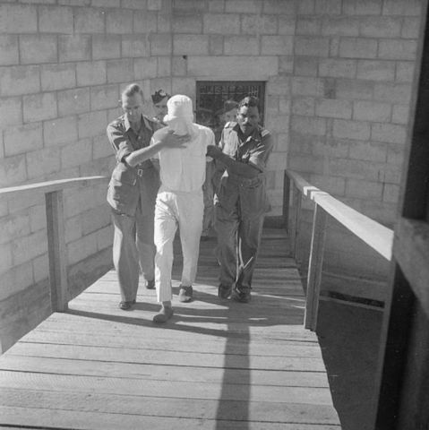 The Japanese War Crime Trials