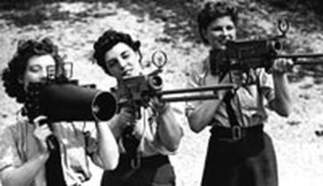 Britain's Women's Auxiliary Air Force (WAAF)