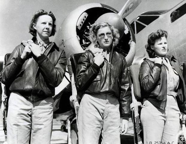 Women's Auxiliary Ferrying Squadron and Women Airforce Service Pilots