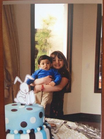 Bautizo de mi primo Joaquin