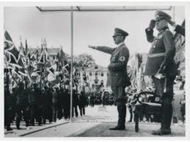 guerra de Alemania
