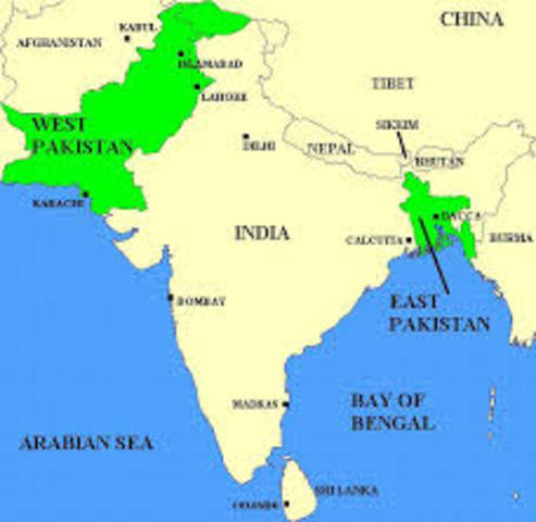 independencia de Pakistán