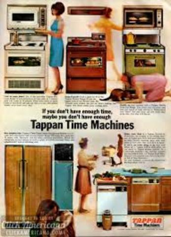 Tappan introduces first home Microwave Oven