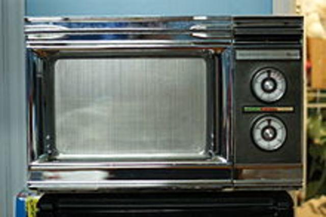 Microwaves used in American homes