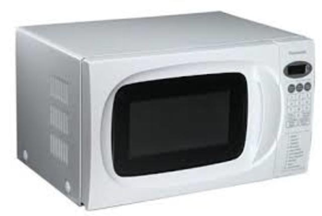 Microwave Ovens fill homes