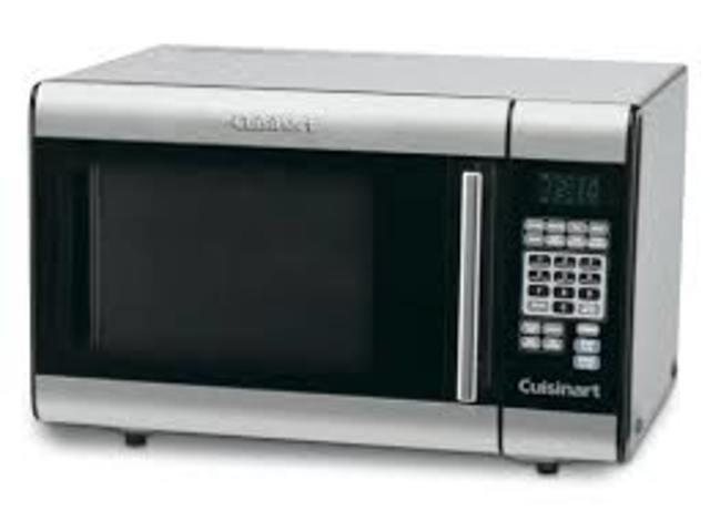 Microwave Efficiency