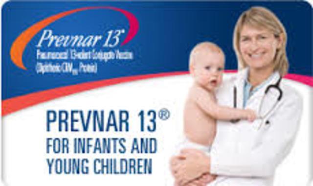 Prevnar 13 Vacccine