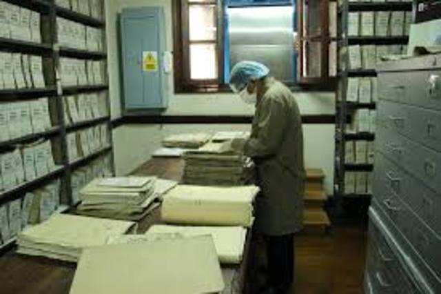 Consejo Internacional de Archivos