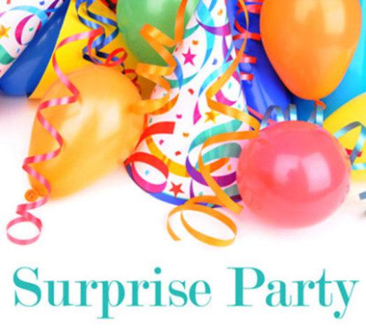 Fiesta sorpresa