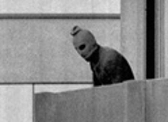 Terror at the Olympics