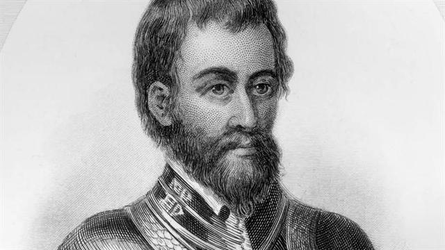 Hernando de Soto Colonizes