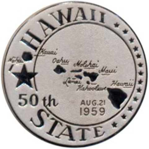 Hawaii: becoming a state