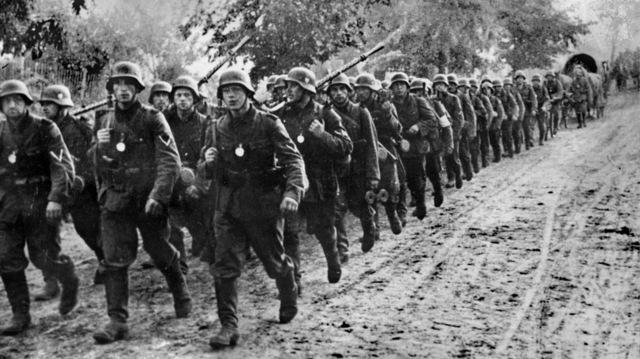 Britain and Australia declared war on Garmany