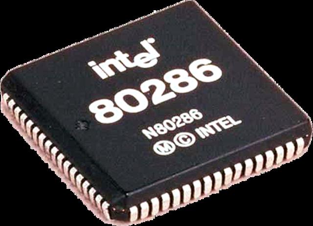 El Intel 80286