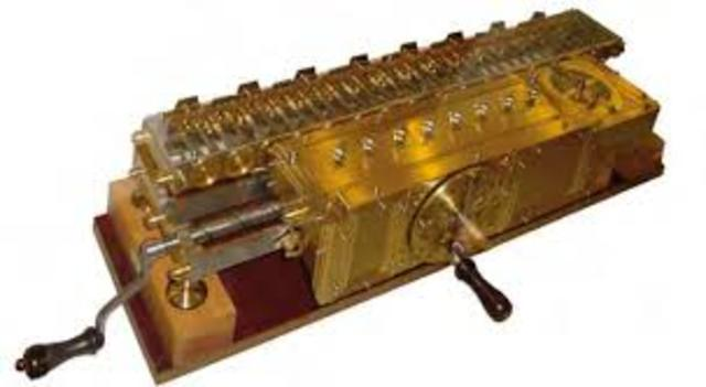 Maquina de Leibintz