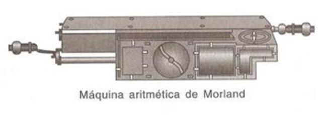 Maquina Aritmetica de Morland