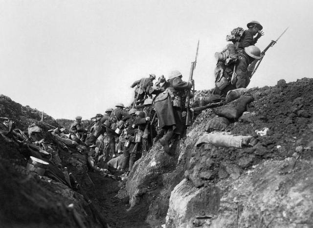 WW1-Battle of the Somme