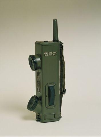 First Handie-Talkie