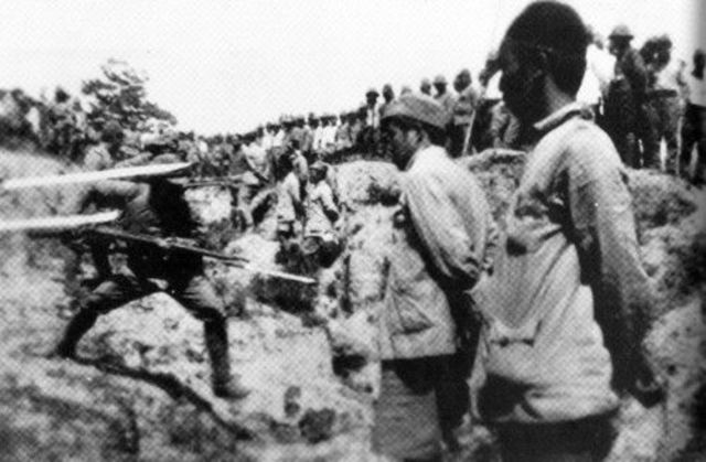 Japanese army gained ground