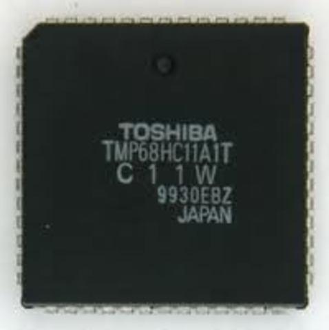 68HC11 (Motorola y Toshiba)