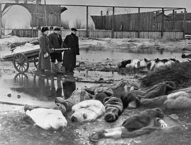Seige of Leningrad September 8, 1941 – January 27, 1944