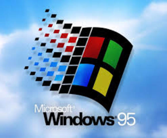 La llegada de Windows 95 (1995):