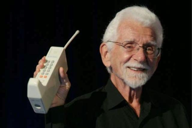 Prototype Handheld Mobile Phone