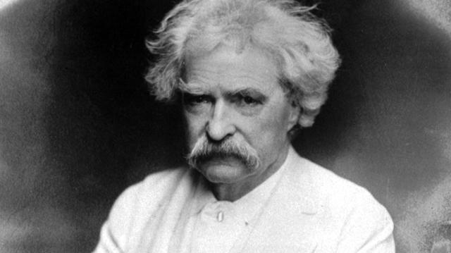 Mark Twain's Death