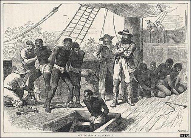 African American Slaves