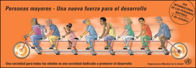 Dia Internacional de las Personas de Edad