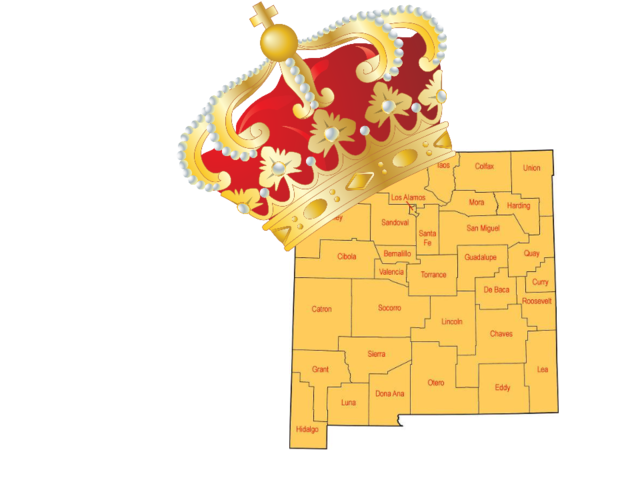 NM is a Royal Colony