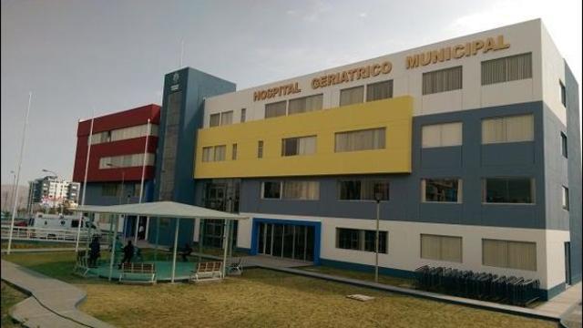 PERU:HOSPITAL GERIATRICO EN AREQUIPA