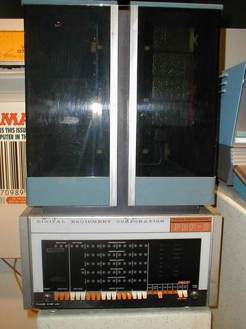PDP-8 Low Cost